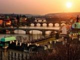 Paris, Floransa ve Prag'da yurt dışı eğitimi